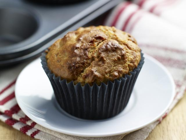Cashew butter and honey muffins high res