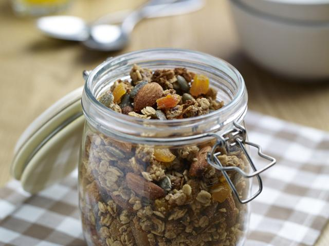 Great start granola high res