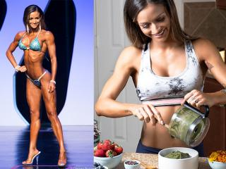 Vegan Bodybuilder -'I'm A Vegan Bodybuilder—Here's What I Eat In A Day' - Women's Health UK