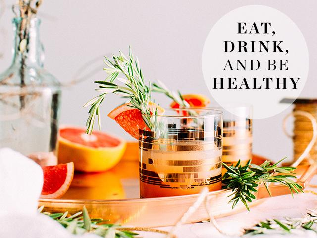Gin - Drink Right To Curb Your Appetite - Women's Health UK