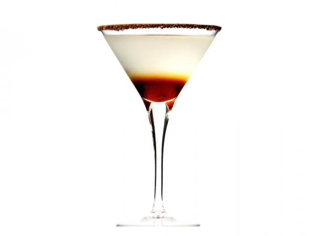 Chocolate martini shutterstock