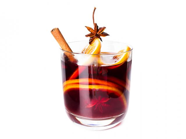 Mulled wine shutterstock