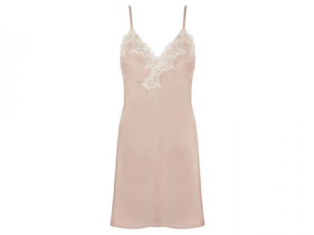 Next silk slip night dress