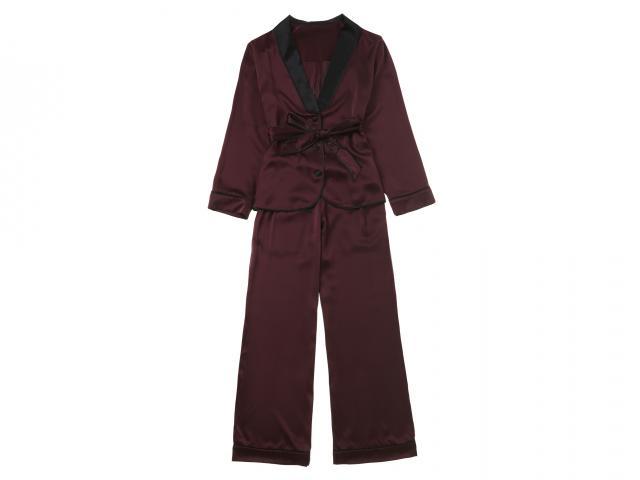 Somerset by alice temperley for john lewis tuxedo pyjama set, u150