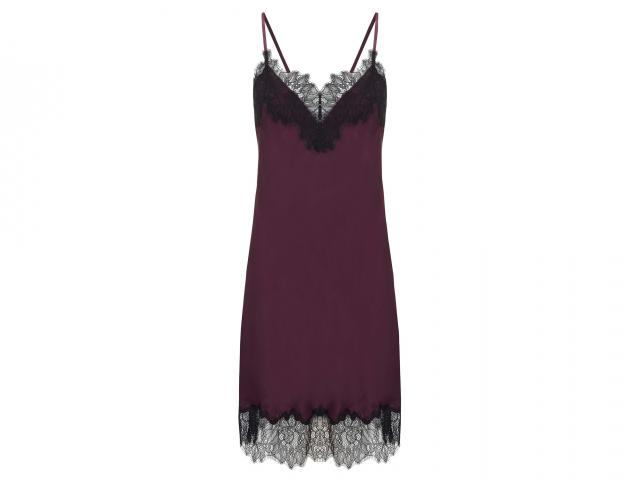 Somerset by alice temperley for john lewis vintage lace short chemise