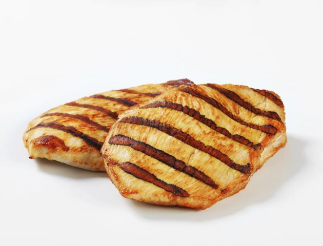 Chicken turkey fillets grilled protein - 165046055