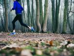 Cold Run In The Woods -15 Tips That Will Make It Way Easier To Exercise At The Crack Of Dawn - Women's Health UK