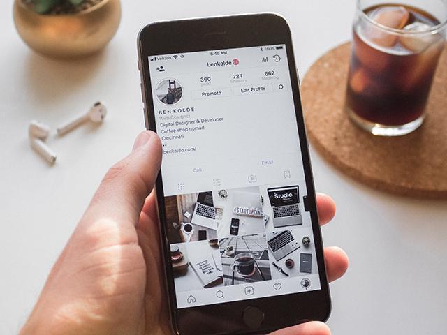 Instagram update phone