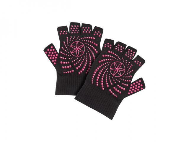 Gaiam at john lewis super grippy yoga gloves, one size