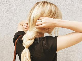 Hairstyles For Greasy Hair To Hide Your Dirty Roots ...
