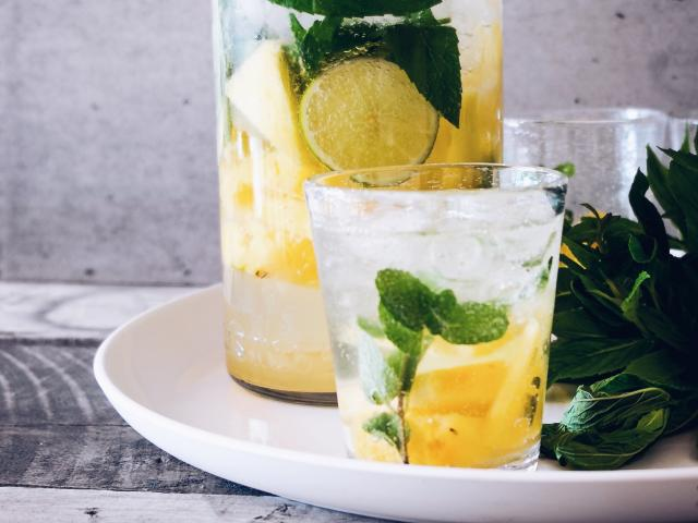 Tonic - Banish Post-Holiday Bloat With This Digestion Boosting Tummy Tonic - Women's Health UK