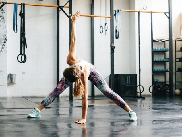 warm up, dynamic stretches