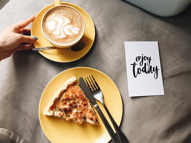 Enjoy today coffee