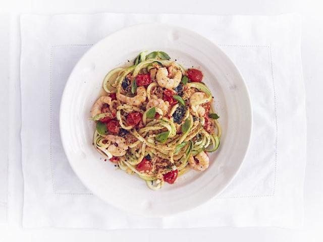 Healthy-lunch-recipes-courgetti