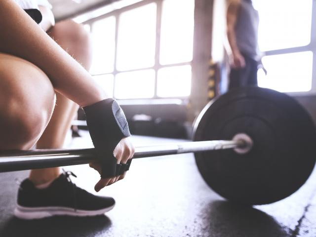 Whether you're a pro at lifting, or have never picked up a barbell in your life, there's a deadlift workout to suit you. Find out more at www.womenshealthmag.co.uk