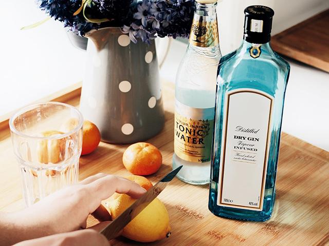Gin - There's A New Blood Orange Flavoured Gin Coming To Morrisons - Women's Health UK