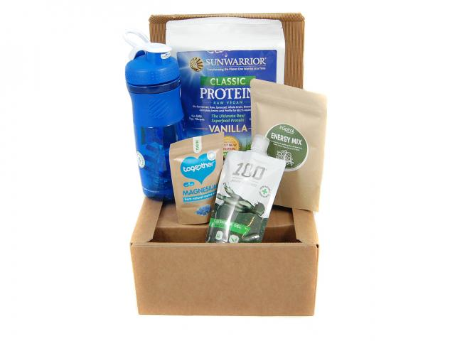 Fit and healthy hamper