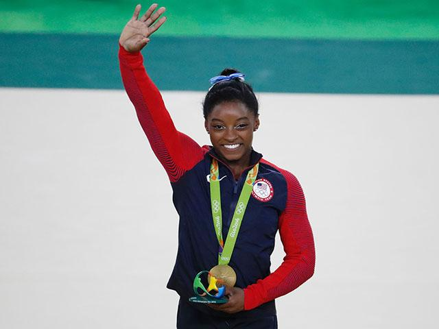 """Simone Biles - Simone Biles On Sexual Abuse: """"I Am Much More Than This"""" - Women's Health UK"""