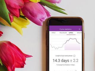 Natural cycles app phone