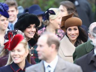 Meghan And Kate Body Language - A Body Language Specialist Spots One Major Difference Between Megan Markle & Kate Middleton - Women's Health UK