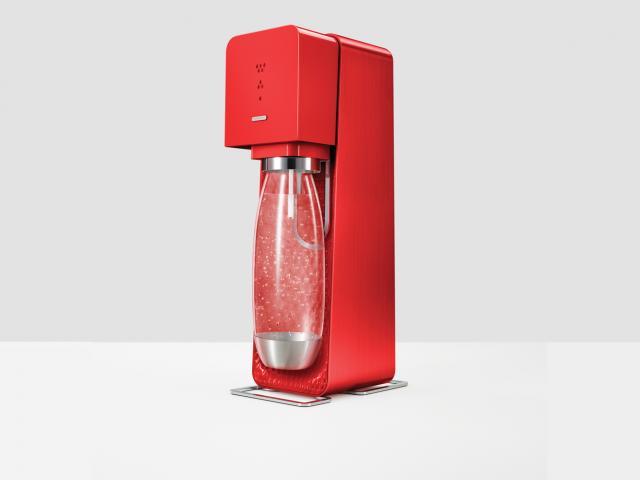 Sodastream red