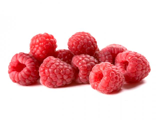 Raspberries shutterstock