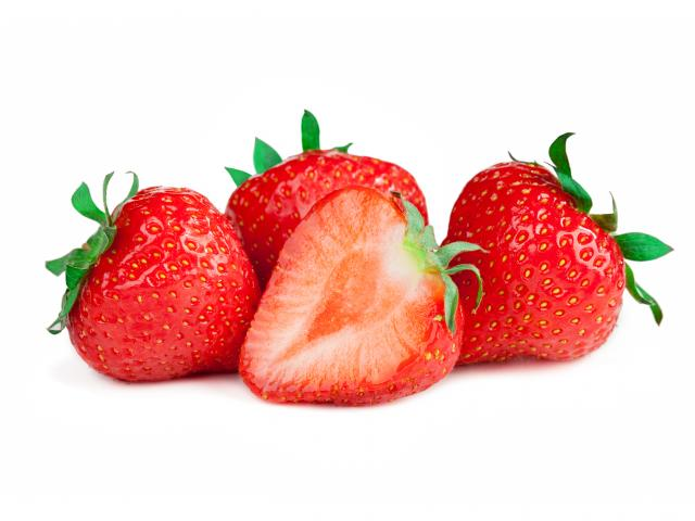 Strawberries shutterstock