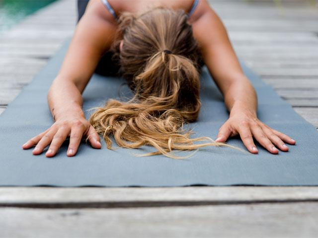yoga - shampoo for greasy hair - womens health uk