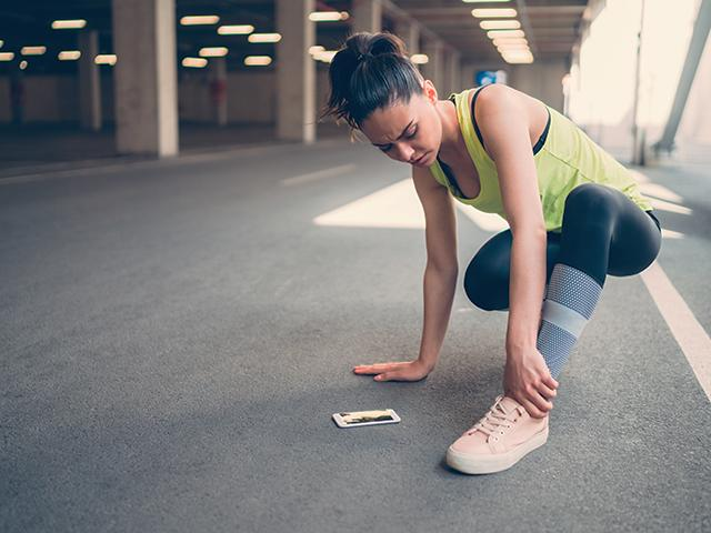 A Sports Physician Shares How To Stay Fit Whilst You're Injured - Women's Health UK