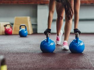 Quick crossfit workout kettlebells - 3 Crossfit Moves To Try At The Gym Tonight - Women's Health UK