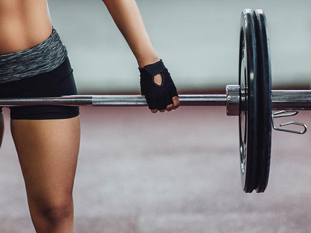 How to use weights-How to use weights – Joslyn Thompson Rule goes back to basics-Women's Health UK