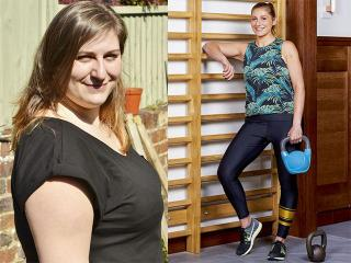 7 stone weight loss led to happiness