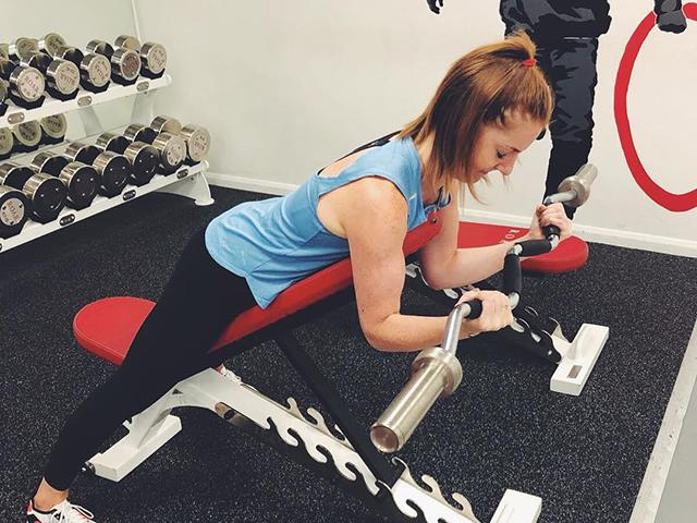 Strength Training To Lose Weight - 'I Trained For Only 3 Hours A Week – The Results Baffled Me' - Women's Health UK
