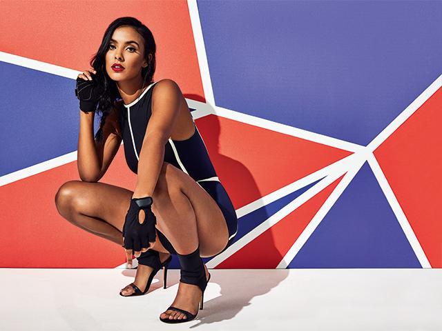 Maya Jama On Body Confidence, Stormzy Clickbait and Her Ultimate Presenting Idol - Women's Health UK