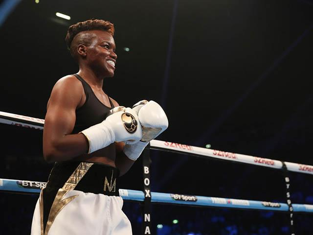 Nicola adams boxing