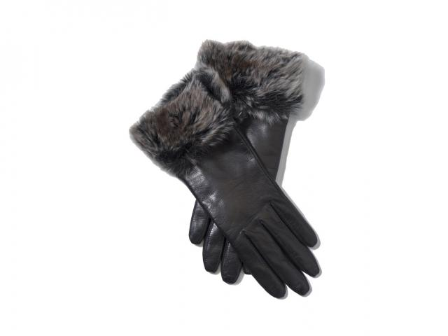 Refined finish gloves