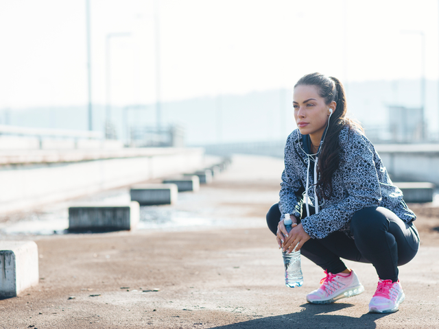 Runner-26 Last-Minute Marathon Tips-Women's Health UK