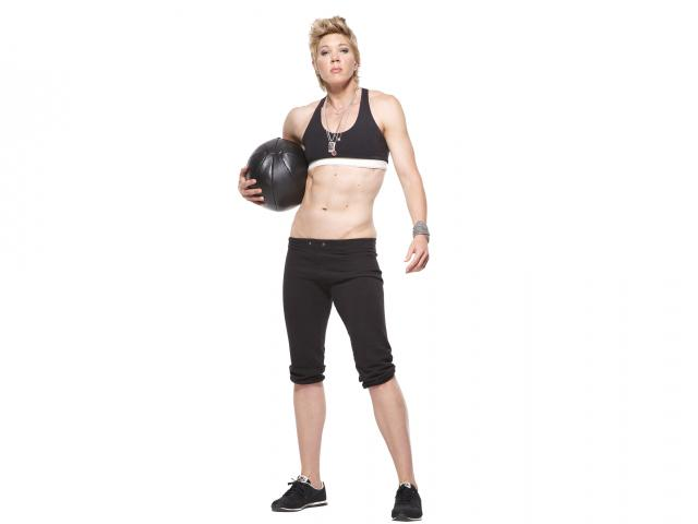 Jackie warner personal trainer womens health
