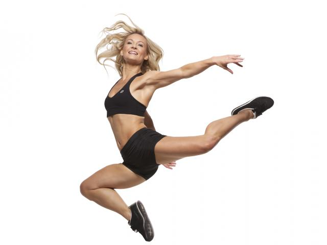 Simone de la rue dance womens health
