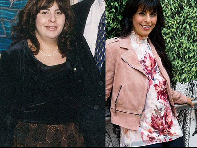 Real life weight loss before and after photo - Women's Health UK