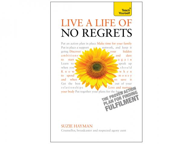 Live a life of no regrets