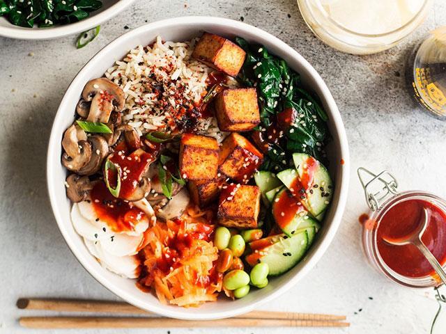 Vegetarian Recipes - Women's Health UK