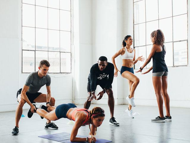 benefits of HIIT - Women's Health UK