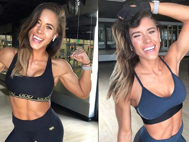 Fitness Trainer Kelsey Wells Just Posted A Powerful Photo About Her Postpartum Depression Recovery - Women's Health UK
