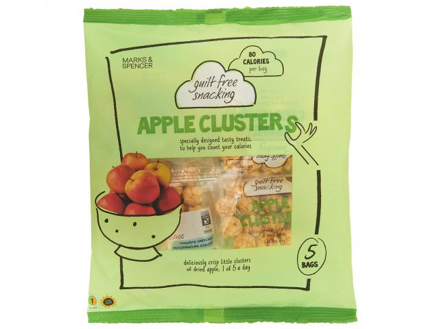 Apple clusters