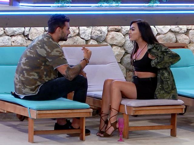 Rosie and adam argument
