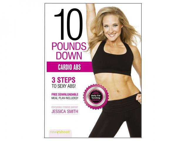 10 pounds down jessica smith