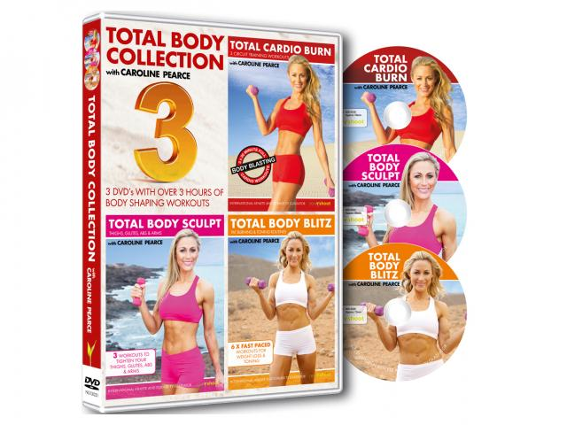Total body collection caroline pearce