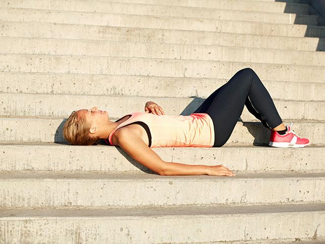 Feeling Short Of Breath After Climbing The Stairs - Women's Health UK