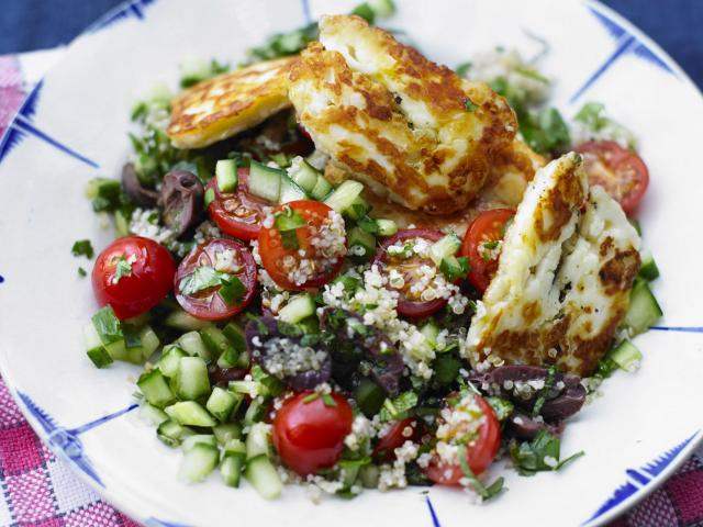 Greek superfood salad